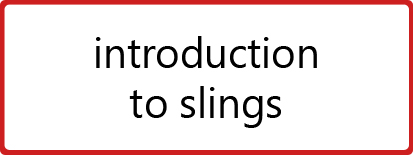 introductiontoslings